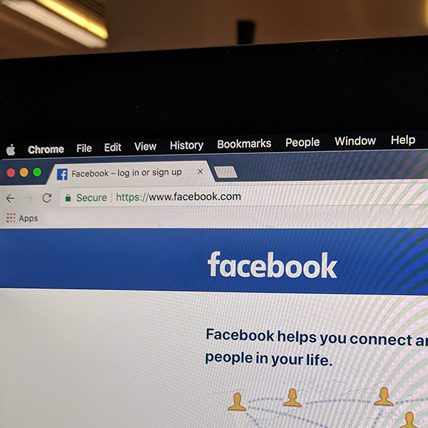 Pays for Facebook ads to reach 5,000 people